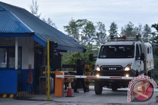 Freepot bunyikan sirine setelah penembakan pos Brimob