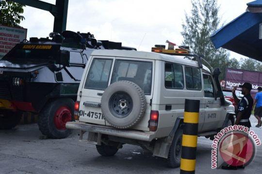 KKB kembali tembaki ambulans RS PTFI di Tembagapura