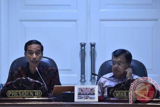 Presiden Jokowi evaluasi 225 proyek strategis nasional