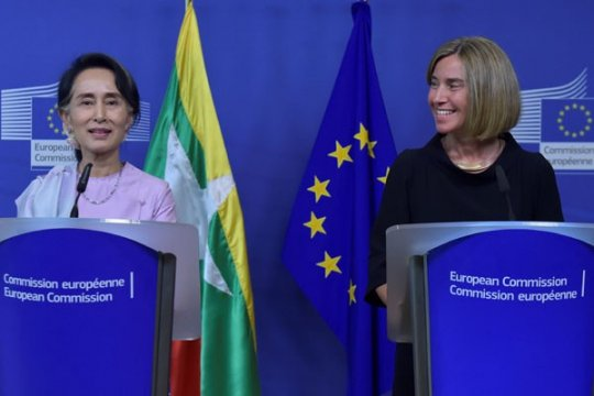 Suu Kyi tolak penyelidikan PBB di Myanmar