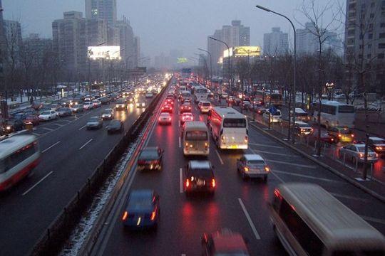 Beijing singkirkan 180.000 kendaraan tua dan berpolusi dari jalanan