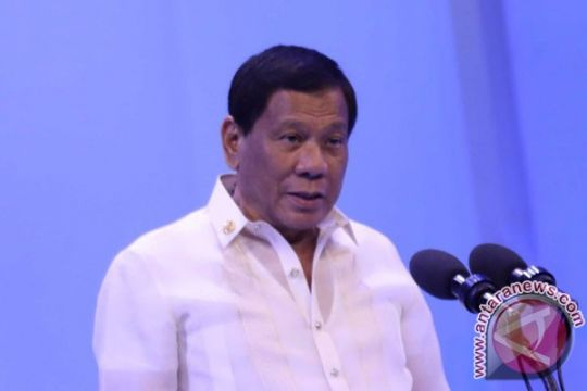 Presiden Duterte bidik obat palsu