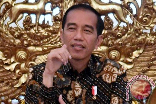 Karena air kunci pertanian, Jokowi bangun 49 waduk besar