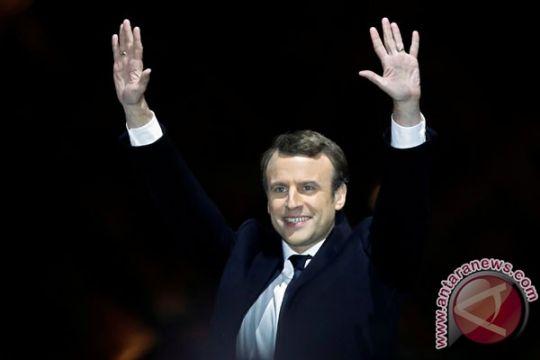 """Mayoritas warga Prancis """"tidak senang"""" dengan pemerintahan Macron"""