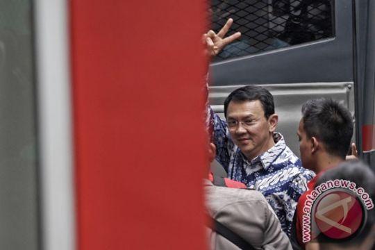 Prosedur administrasi pembebasan Ahok diselesaikan di Lapas Cipinang