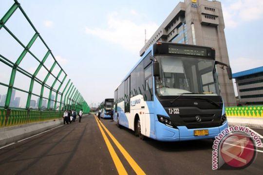 Transjakarta kembali beroperasi dari Terminal Pondok Cabe-Tanah Abang