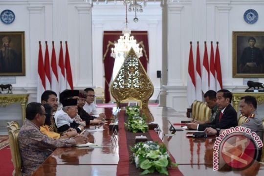 Presiden mendadak gelar pertemuan tokoh lintas agama