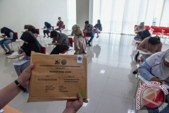 51.800 pendaftar bersaing di SBMPTN Sulselbar