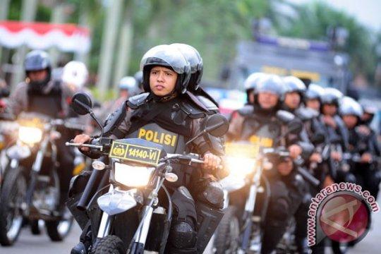 Sekitar 200 personel Polres Jayapura amankan Tahun Baru