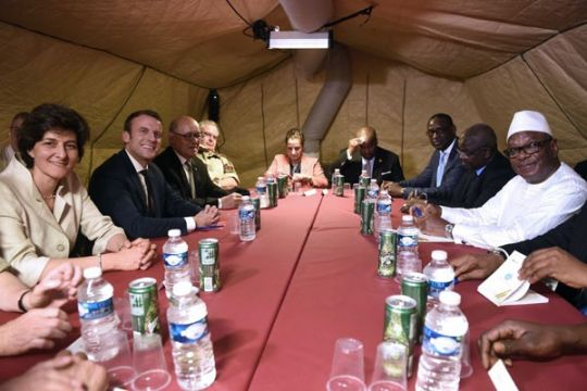 Presiden Mali menyatakan mundur usai ditahan  militer