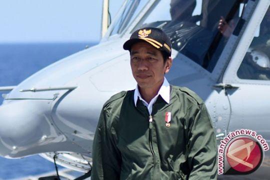 Presiden: kepercayaan publik pada TNI tinggi