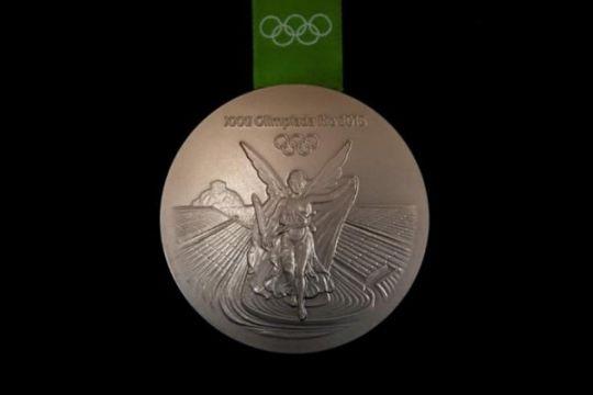 100 lebih medali Olimpiade Rio dikembalikan karena rusak