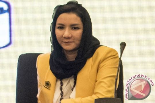 KPK tetapkan Rita Widyasari tersangka TPPU