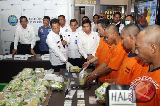 BNN meminta keterangan Kepala Lapas Tanjung Gusta