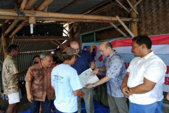 Akta lahir dibagikan ke 3.400 lebih warga kawasan Cina Benteng Tangerang