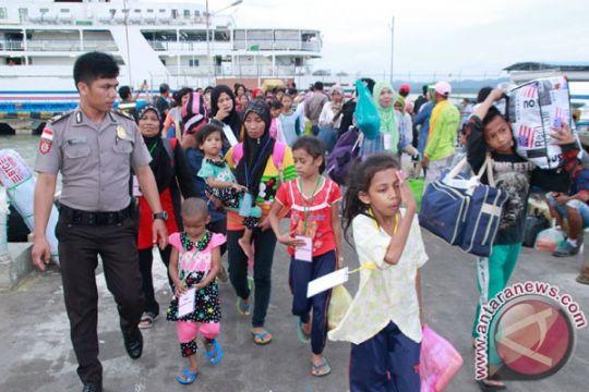 26 calon TKI ilegal diamankan, ada yang membawa balita