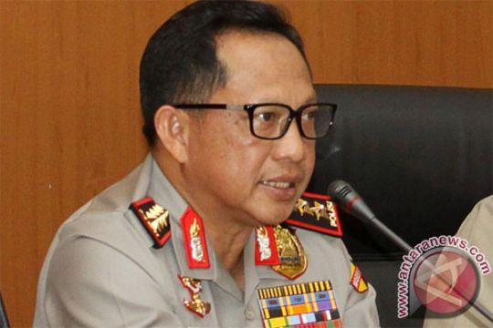 Kapolri harap Gubernur Akpol baru hapus budaya kekerasan