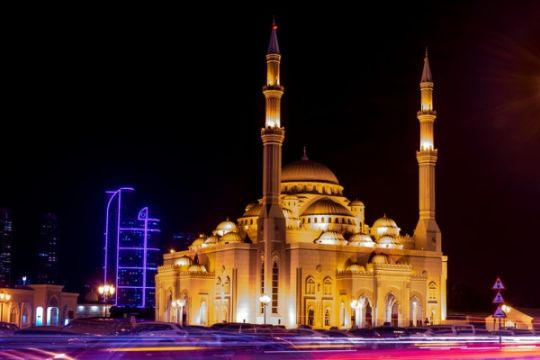 Wisata Ramadhan di Uni Emirat Arab