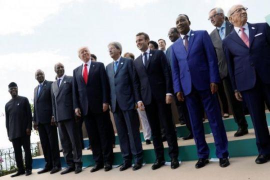 Pemimpin G7 terbelah mengenai perubahan iklim