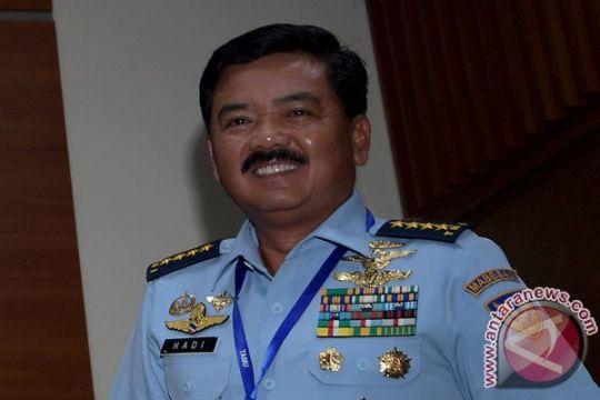 Kepala staf TNI AU Buka bakti sosial di Banyumas