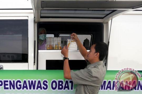 Tahu dan mi berformalin ditemukan di Palembang