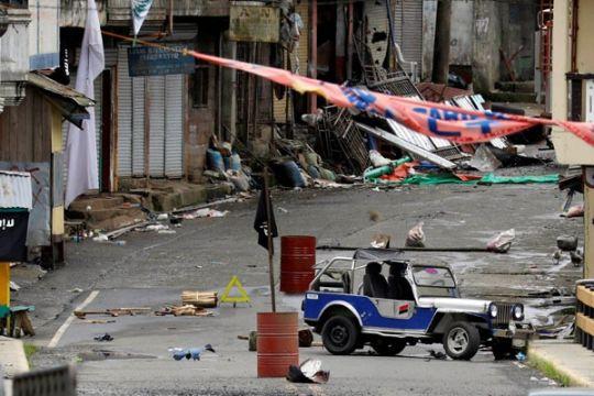 Brimob Nunukan jaga perbatasan RI-Malaysia tangkal ISIS
