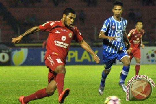 Gol menit terakhir Vendry Mofu bawa Semen Padang ke-16 besar AFC Cup