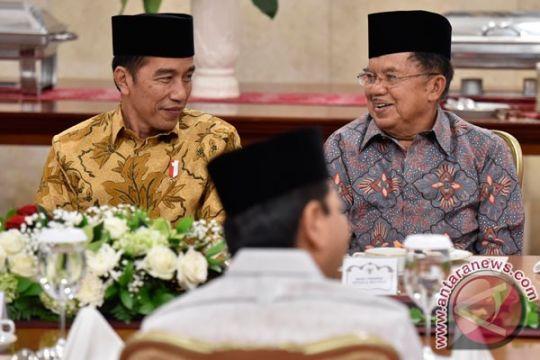 Presiden Jokowi buka puasa bersama pimpinan lembaga negara