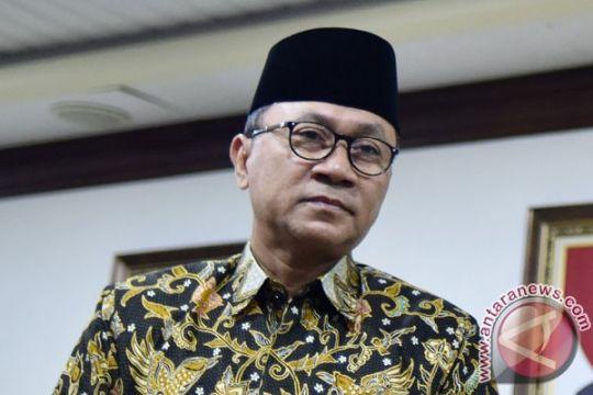 "Zulkifli Hasan jadi ""ebes"" Aremania"