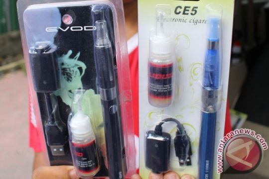 BC Bali amankan rokok elektrik mengandung ganja