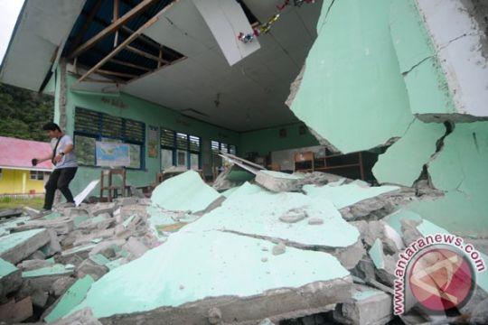 Tanggap darurat gempa Poso tujuh hari