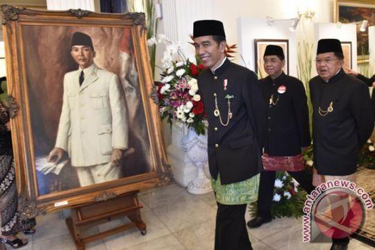 Relawan sebut Jokowi tegas namun tidak diktator