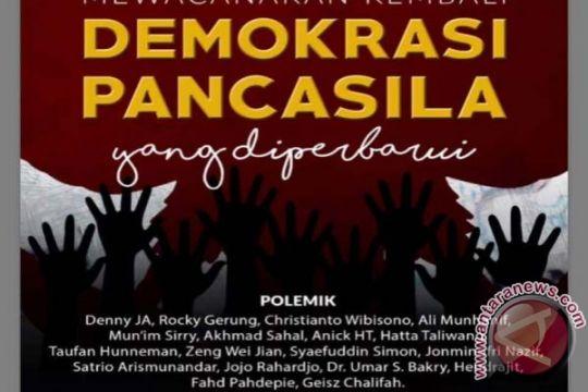 Denny JA luncurkan buku tentang Demokrasi Pancasila