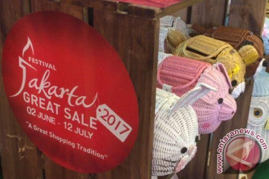 Jakarta hari ini, penutupan Jakarta Great Sale hingga Mega Career Expo