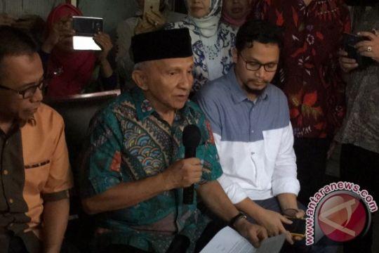 Amien Rais: Sutrisno Bachir beri bantuan operasional