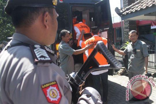 Tiga narapidana terorisme tak mau ikut upacara bendera