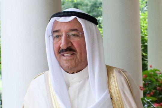 KUNA: Emir Kuwait Syekh Sabah 'dalam kondisi sehat'