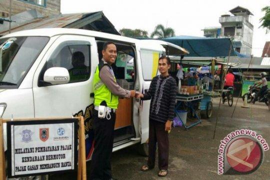 Begini cara Kalimantan Selatan tingkatkan pendapatan pajak kendaraan