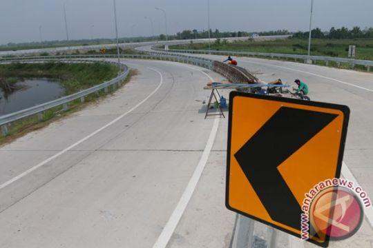 Jalan tol Medan-Binjai Seksi 1 operasional