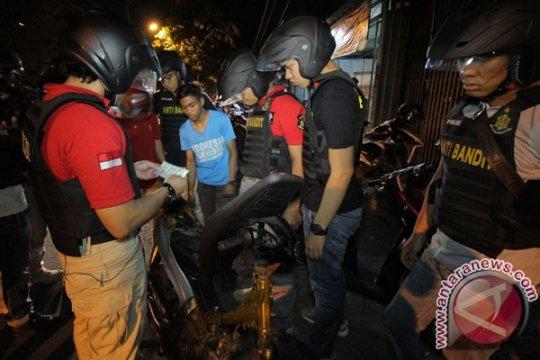 Polsek Cengkareng tangkap 14 orang anggota genk motor