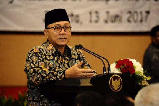 UU MD3 dikritik Ketua MPR, ini pesan Zulkifli Hasan untuk masyarakat