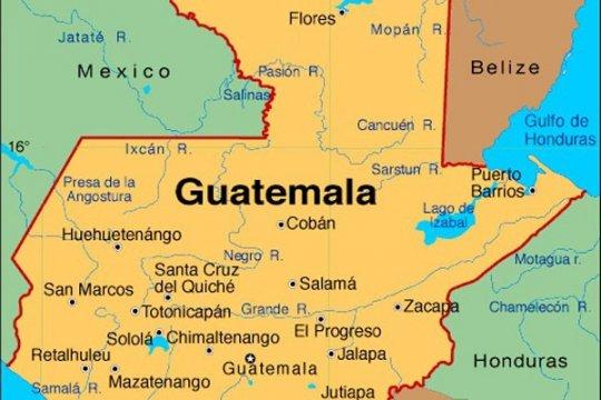 Presiden baru Guatemala akan putuskan diplomatik pemerintahan Maduro