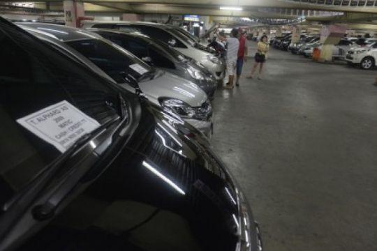 Penjualan mobil bekas naik 25 persen dalam dua pekan terakhir