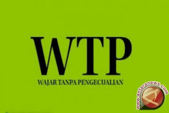 Kemenkumham terima opini WTP dari BPK atas laporan keuangan