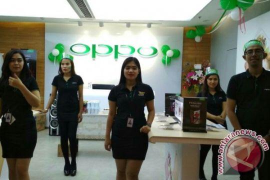 Oppo targetkan 200 toko pada 2017
