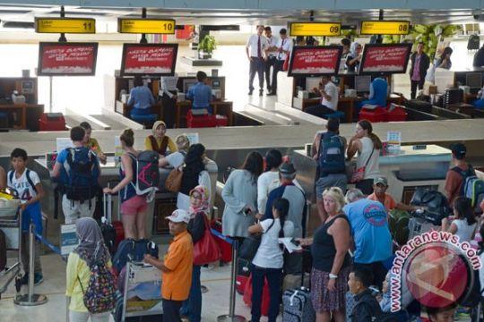 Penerbangan di Bandara Lombok normal pascaerupsi Gunung Agung