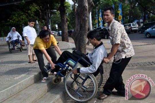 Mensos dorong pemda terbitnya perda disabilitas