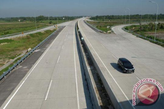 Menko Darmin harapkan Tol Medan-Binjai selesai Oktober 2019