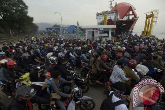 ASDP catat kenaikan pemudik bersepeda motor 53,8 persen