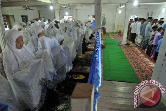 Jamaah Naqsabandiyah rayakan Idul Adha 31 Agustus